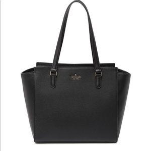 ♠️ Kate Spade Jackson Medium Tote Bag - Black-